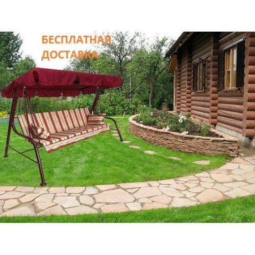 Садовые качели «Стандарт-NOVA»