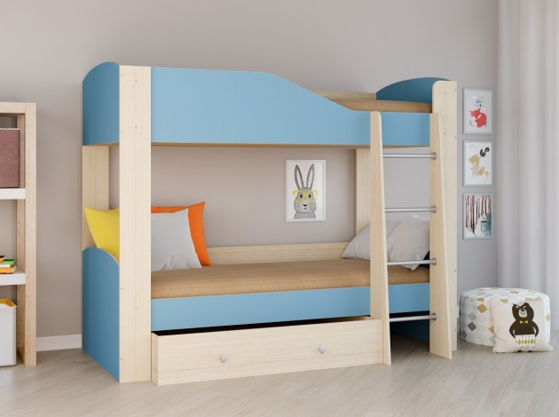 Двухъярусная кровать «Астра 2»