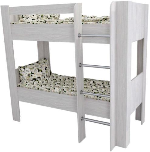 Двухъярусная кровать «Прорыв»