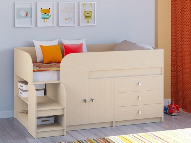 Кровать «Астра 9 V1»