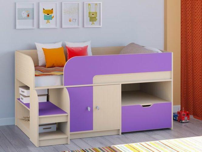 Кровать «Астра 9 V4»