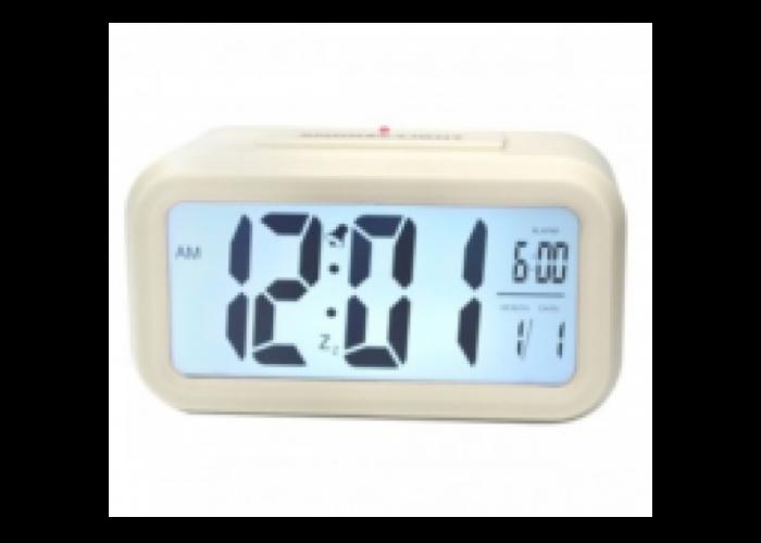 1019 Часы настольные электронные