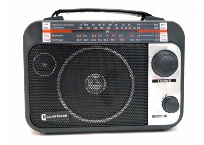 LB-A43 Радиоприемник «Luxe Bass»