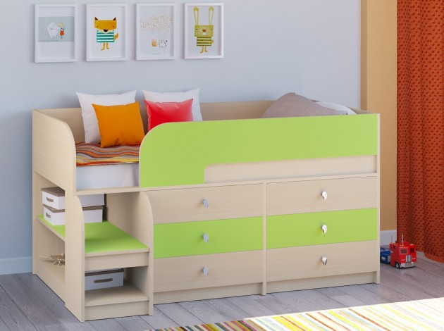 Кровать «Астра 9 V3»