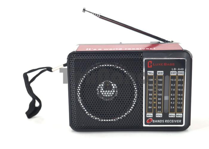 LB-A48 Радиоприемник «Luxe Bass»