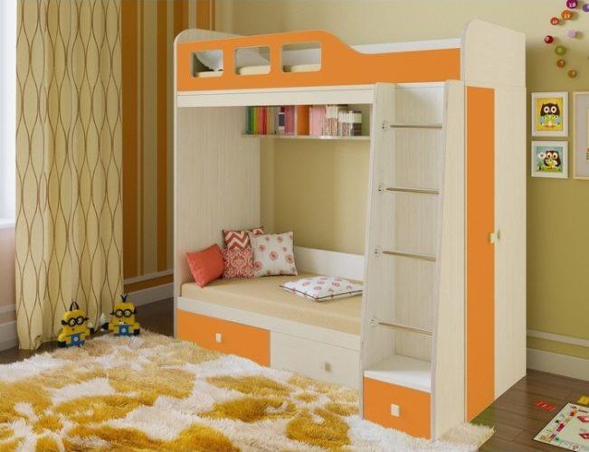 Двухъярусная кровать «Астра 3»