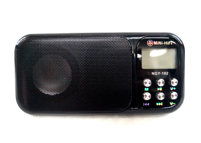 HJ-92/ NGY-102 FM/SD/USB/AUX