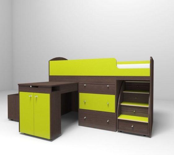 Кровать «Ярофф Малыш»