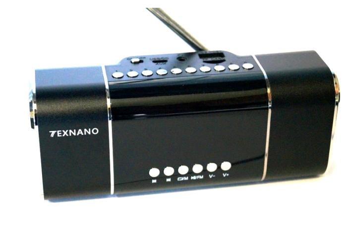 TE-91 Радиоприемник с USB проигрывателем