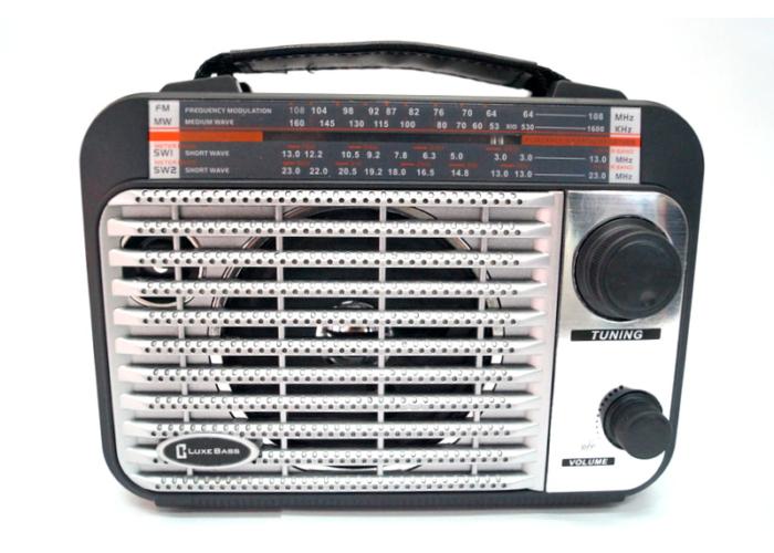 LB-A44 Радиоприемник «Luxe Bass»