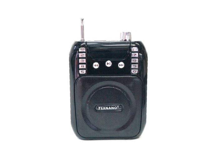 TE-K8 Радиоприемник с USB проигрывателем