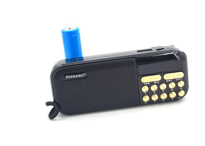 TE-120 Радиоприемник с USB