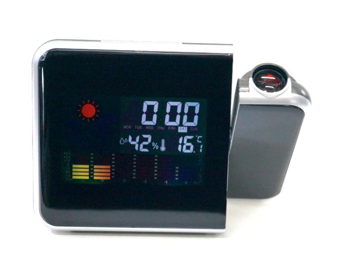 DS-8190 Часы электронные настольные с проектором