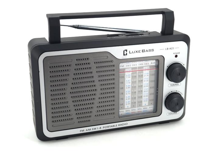 LB-A23 Радиоприемник «Luxe Bass»