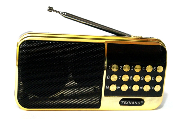 TE-117 Радиоприемник с USB