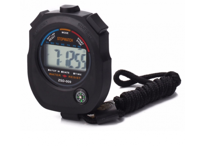 XL-009 Секундомер с часами и будильником