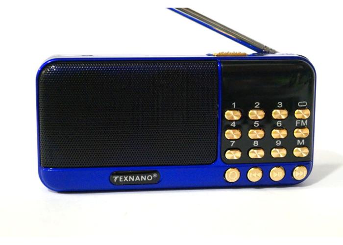 TE-113 Радиоприемник с USB