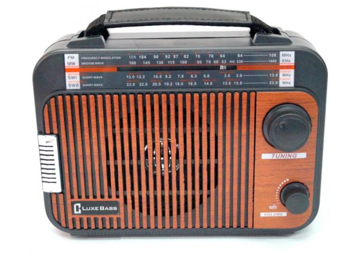 LB-A45 Радиоприемник «Luxe Bass»