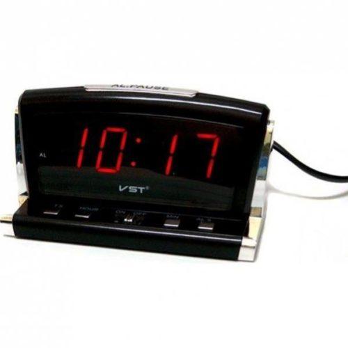 VST-718-1 Электронные сетевые часы