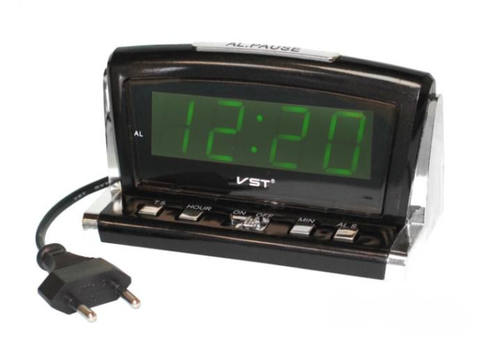 VST-718-2 Электронные сетевые часы