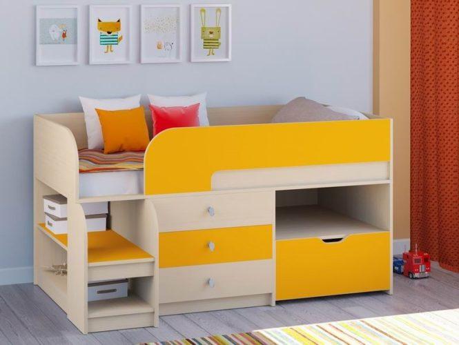 Кровать»Астра 9 V5″