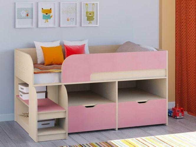 Кровать «Астра 9 V6»