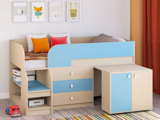 Кровать «Астра 9 V7»