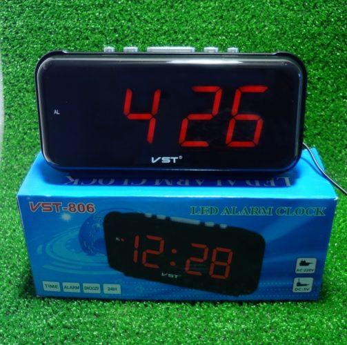 VST-806-1 Электронные сетевые часы