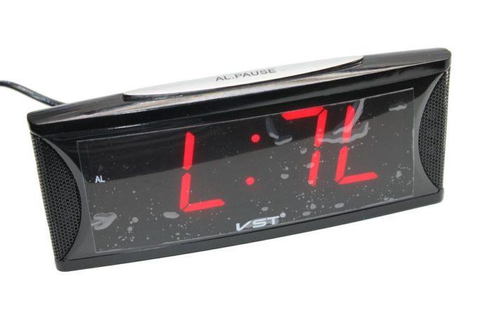 VST-719-1Электронные сетевые часы