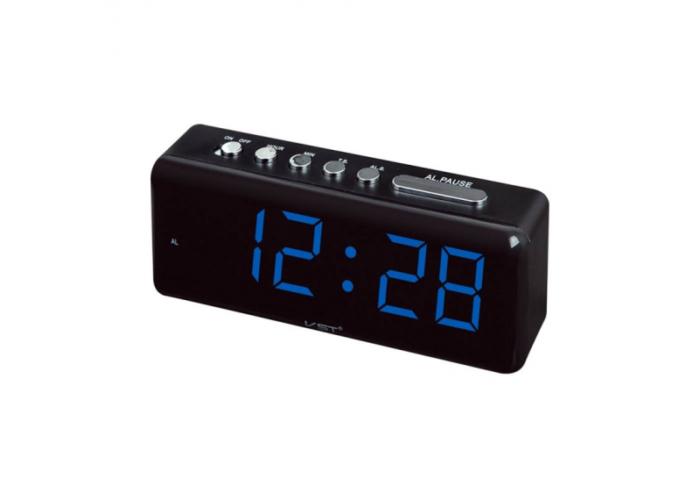 VST-762T-5 Говорящие, Электронные сетевые часы