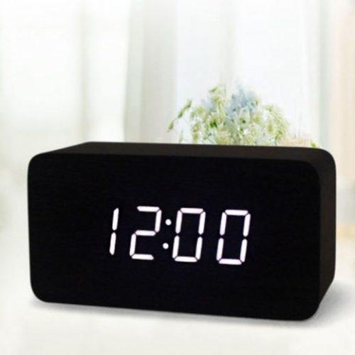 VST-865 Часы настольные электронные