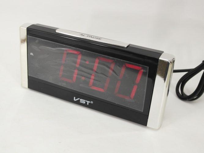 VST-731-1 Электронные сетевые часы
