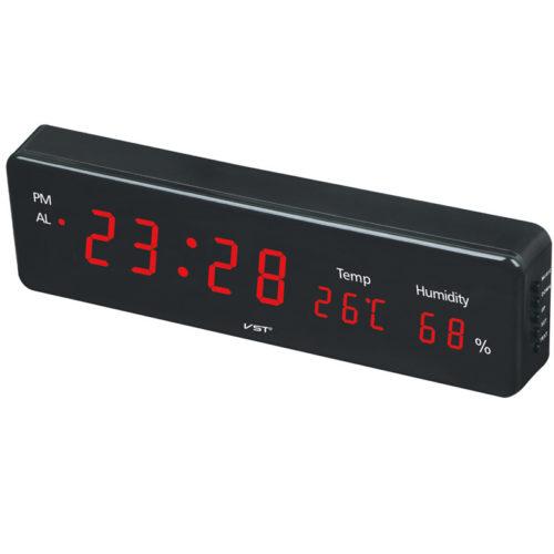 VST-805S-1 Электронные сетевые часы