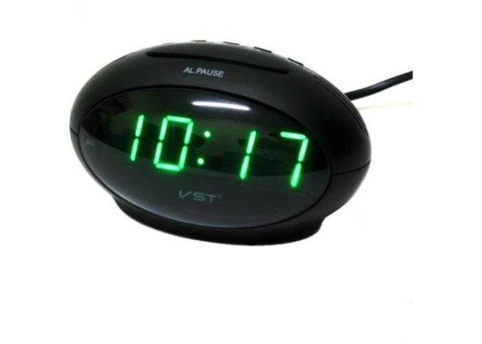 VST-711-4 Электронные сетевые часы