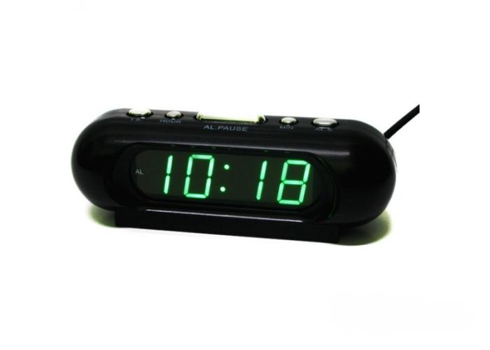 VST-716-4 Электронные сетевые часы