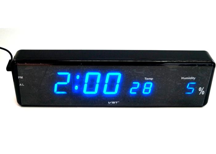 VST-805S-5 Электронные сетевые часы