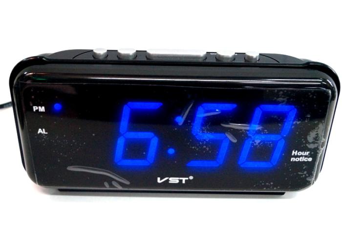 VST-806-5 Электронные сетевые часы