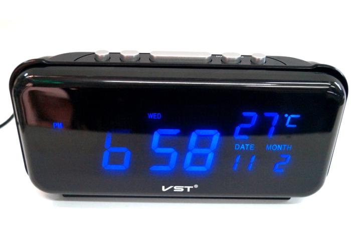 VST-806W-5 Электронные сетевые часы