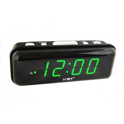 VST-738-4 Электронные сетевые часы