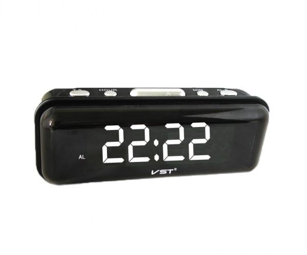 VST-738-6 Электронные сетевые часы
