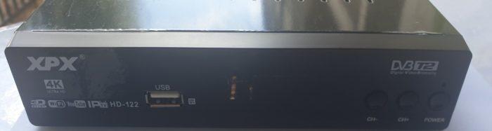 Цифровая приставка XPX HD-122