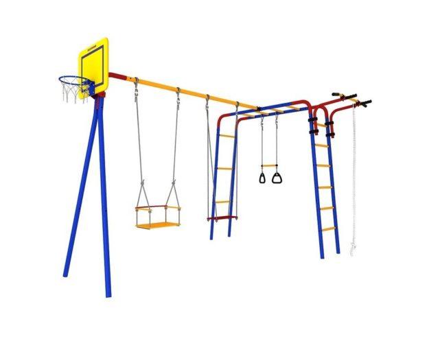 Детский игровой комплекс «Акробат»