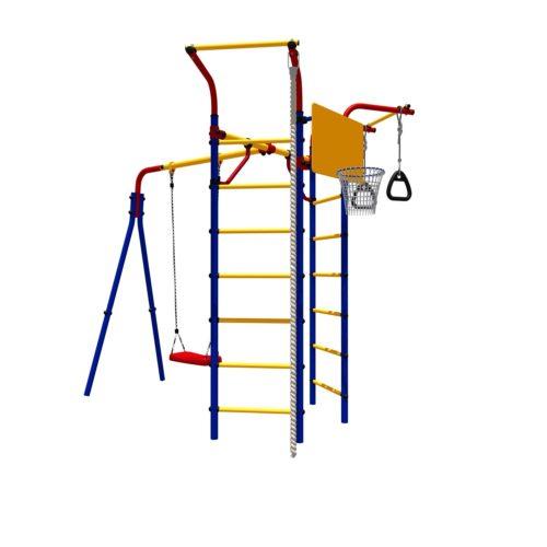 Детский игровой комплекс «Космодром-14»