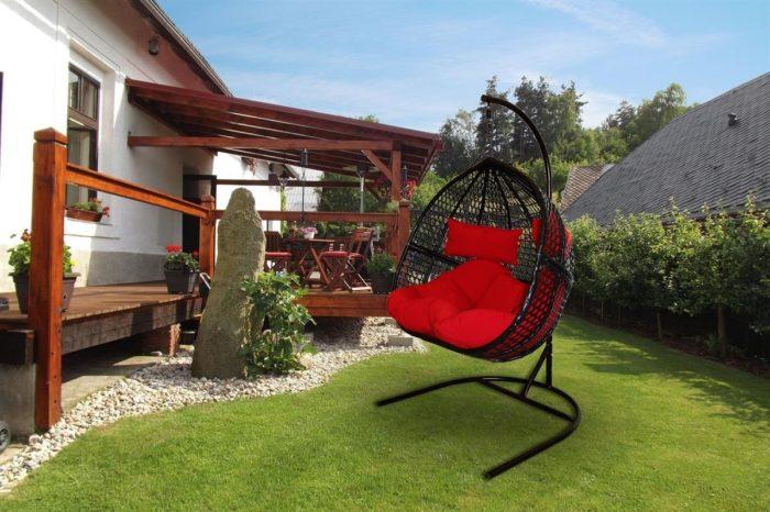 Подвесное кресло Двойное «Фиджи»