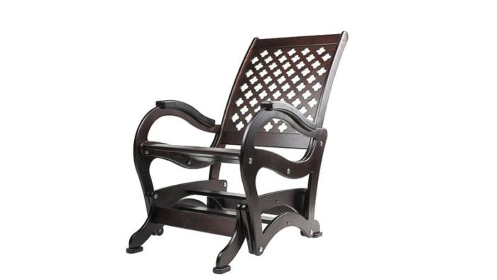 Кресло «Глайдер» без подножки