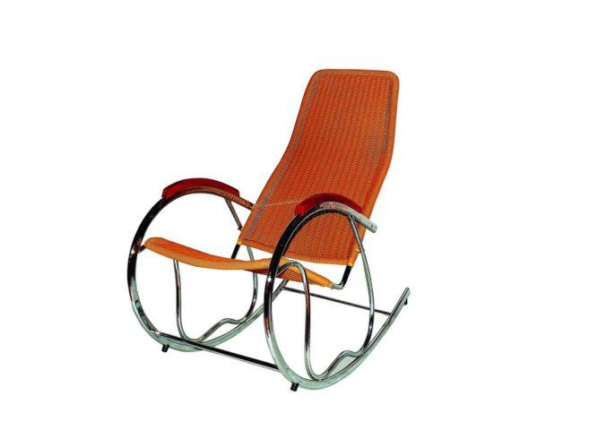 Кресло-качалка «Wink VS-9009-P02» ротанг