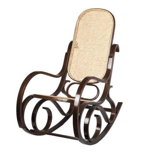 Кресло-качалка «Wink 20048W» циновка