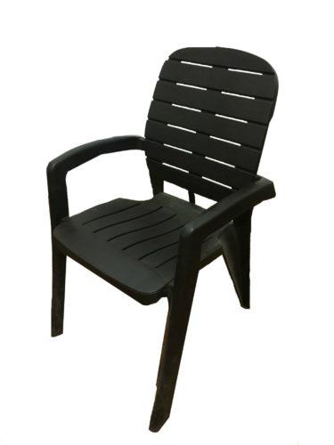 Кресло пластиковое «Прованс»
