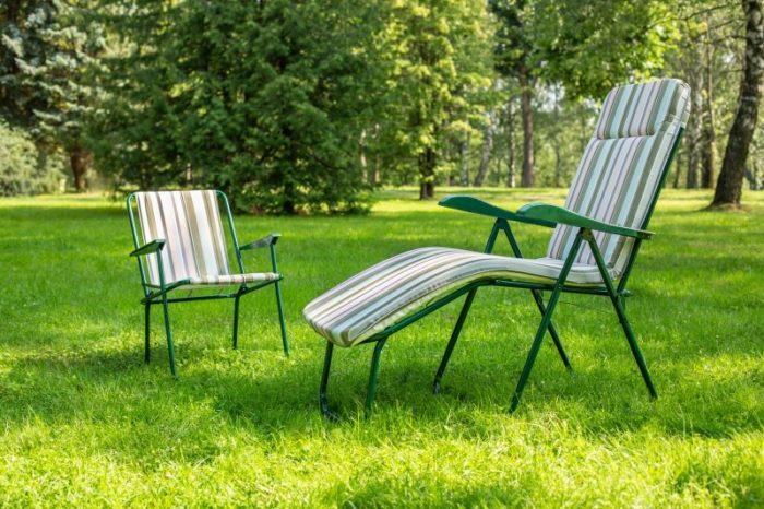 Кресло — шезлонг «Машека»