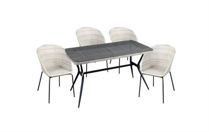 Набор мебели «Эмилия 2» с подушками